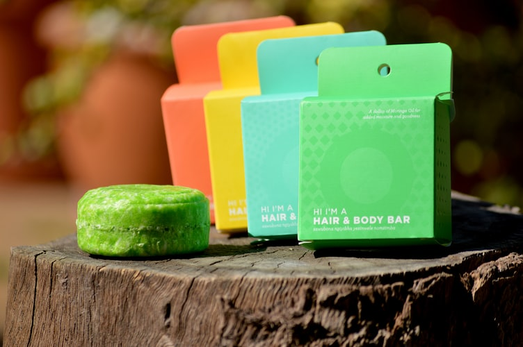 shampoo bars - zero-waste gym essentials how to have an eco-friendly gym routine