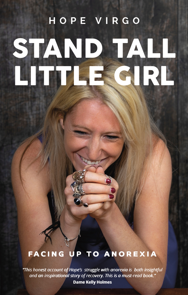 stand tall little girl facing up to anorexia by hope virgo mental health books to read