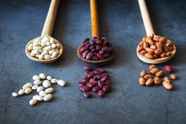 beans - natural alternatives to meat