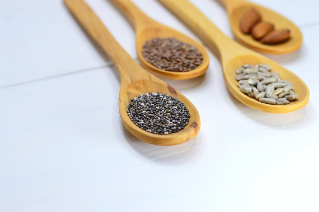 seeds - natural plant based sources of protein