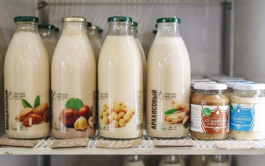plant-based milks - how to survive veganuary