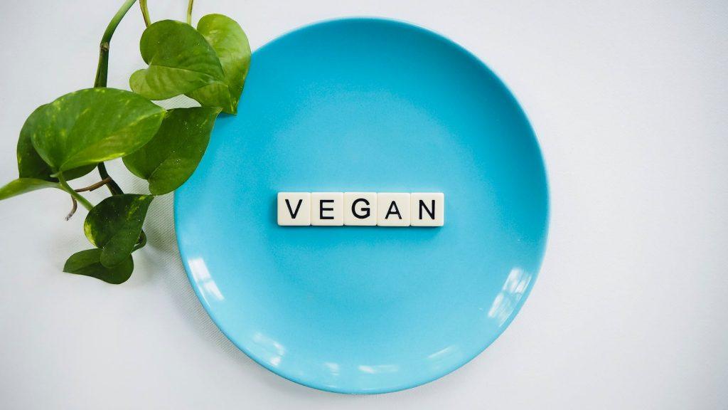 vegan plate - veganuary guide