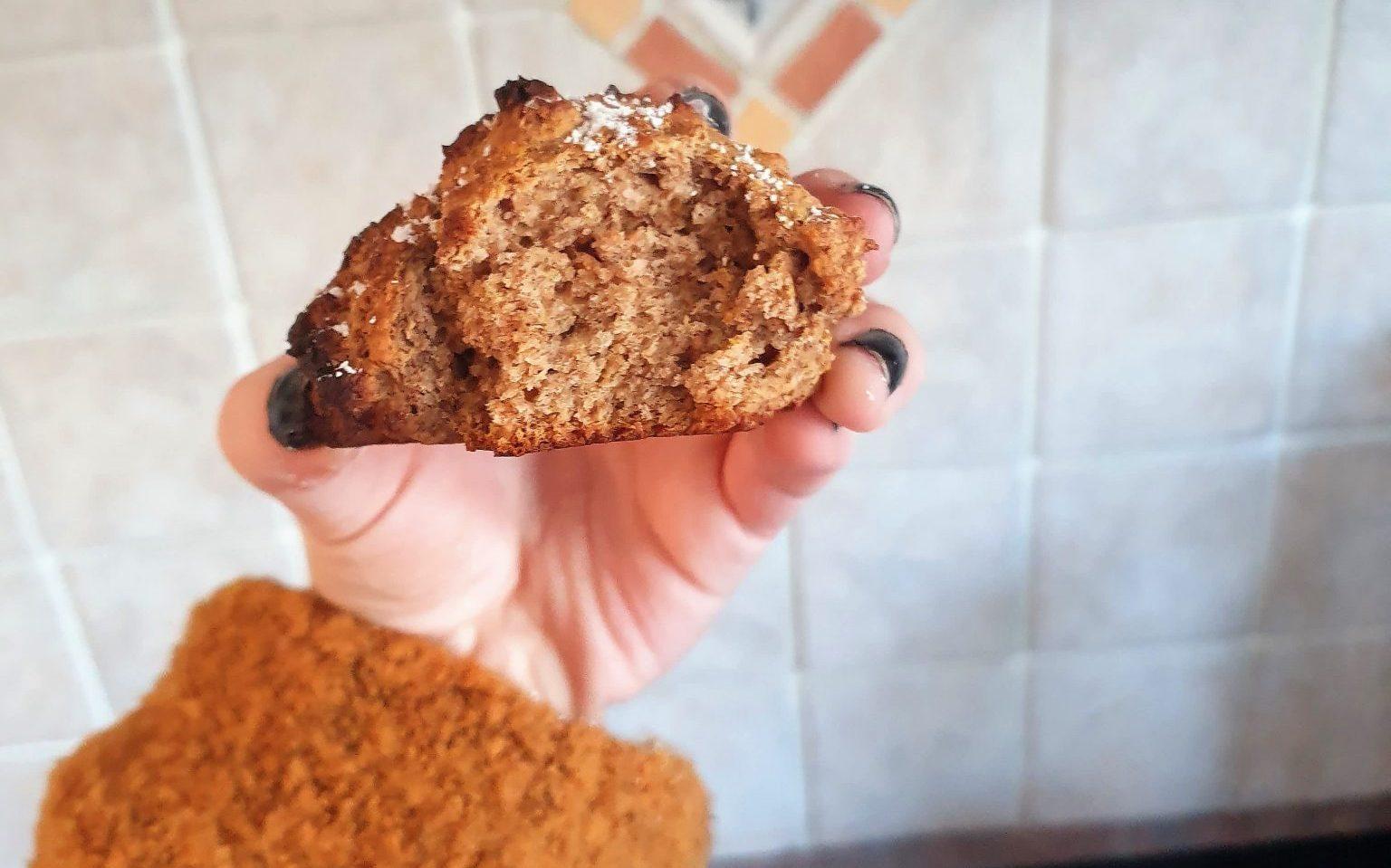 vegan pumpkin spice scone